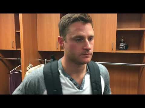 Wil Lutz credits teammates for putting him in 'an easy spot' to kick game-winner