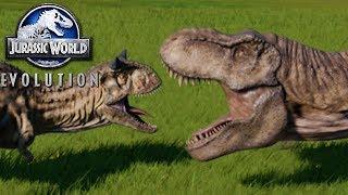 TOAST TROUBLES!!! - Jurassic World Evolution FULL PLAYTHROUGH | Ep46 HD