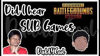 [Hindi] Sub games then Squads later  |India !paytm