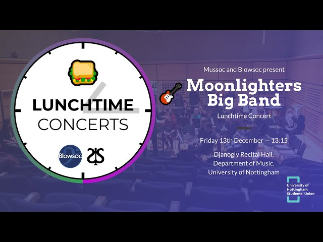 🎸 Moonlighters Big Band LTC (Autumn 2019)