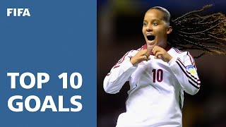 Top 10 Goals: FIFA U-17 Women's World Cup Costa Rica 2014