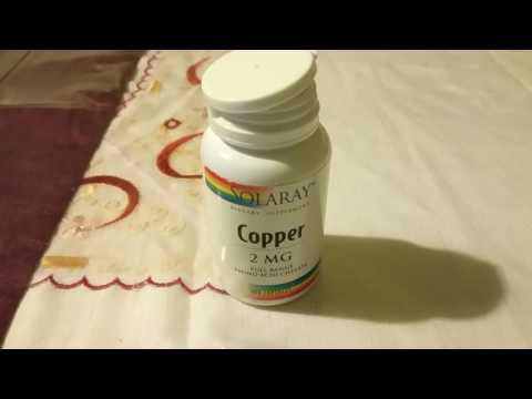 Why you should start taking Copper Supplement