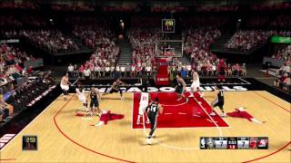 NBA 2K15 Tips How To Score Easy Buckets [Money Spin Move]