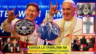 INATISHA  FREEMASON kuliteka kanisa la ROMAN CATHOLIC DUNIA NZIMA
