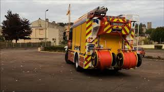 Clip 2018 des Sapeurs-Pompiers de MONTBARD