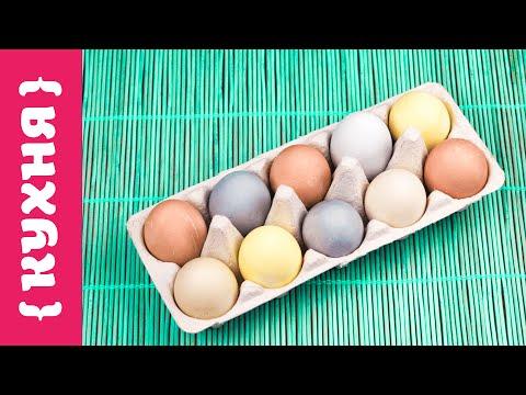 Остались вареные яйца после Пасхи? 5 свежих идей