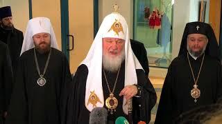 Патриарх Кирилл напомнил, что Болгарию освободила Россия