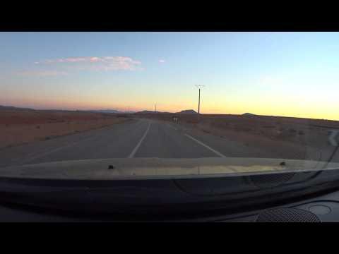 Sonnenaufgang Taorit Nador Marokko Offroad Tour 2015