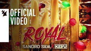 Смотреть клип Sandro Silva & Kevu - The Night King