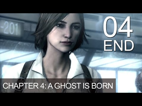 The Evil Within The Consequence Chapter 4 A Ghost Is Born Ending Boss Fight Last Mission Walkthrough