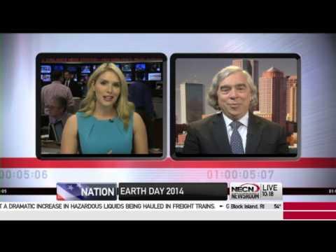 us energy secretary interview