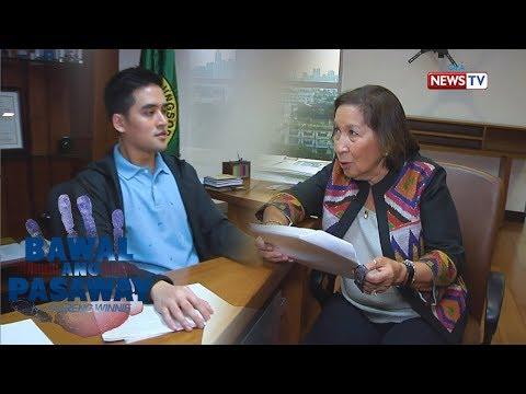 Bawal ang Pasaway: Mga plano ni Mayor Vico Sotto para sa mga informal settler sa Pasig City, alamin