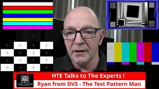 """Part 1. Ryan the """"Test Pattern Man"""" tells us how he built a career in the video industry."""