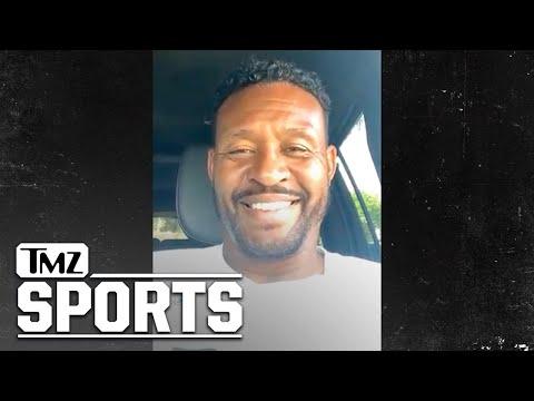 Reggie Bush's USC Ban Over, Willie McGinest Thrilled! | TMZ Sports