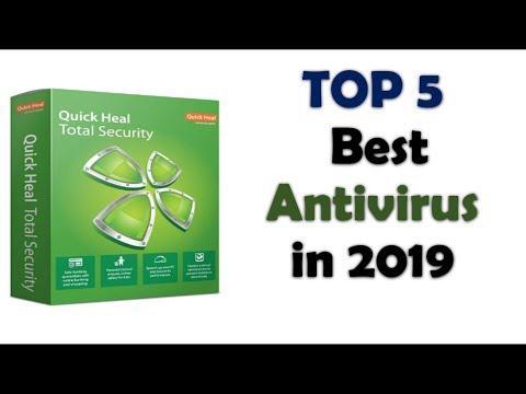 Top 5 best antivirus in 2019   best antivirus for windows and mac OS