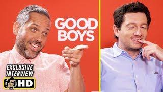 Gene Stupnitsky & Lee Eisenberg Interview For Good Boys