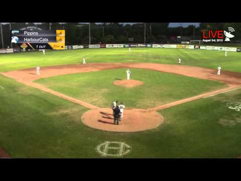 Yakima Valley Pippins vs Victoria HarbourCats | August 3rd, 2015