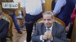 بالفيديو: وزير التربية والتعليم يفتتح عدد من المدارس فى محافظة دمياط