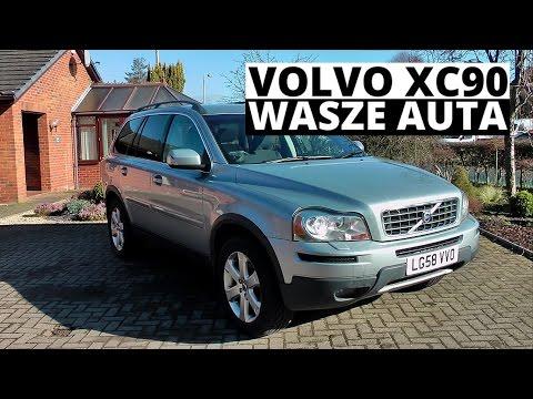 Volvo XC90 (2008) - Wasze auta - Test #6 - Jarek