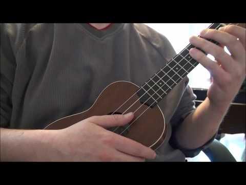 The Cat Returns - Kaze Ni Naru (ukulele play-along)