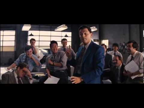 The Wolf of Wall Street - Hilarious Phone Sales Scene