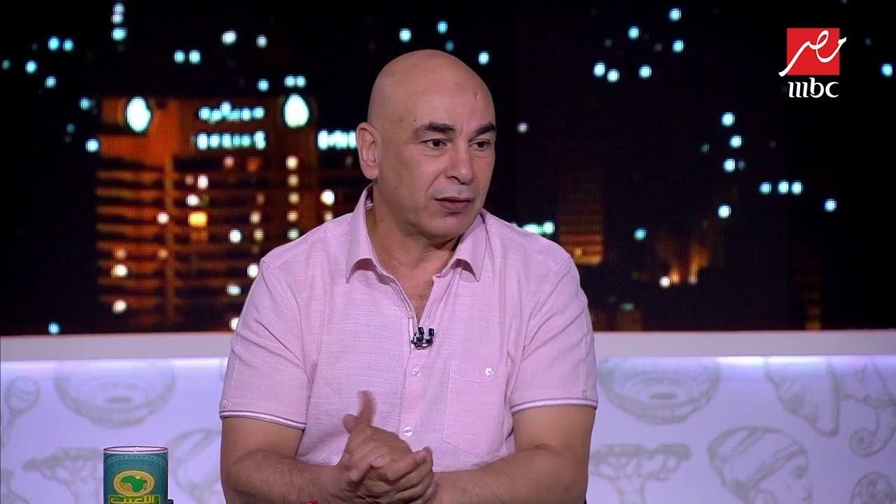 حسام حسن ورابح ماجر يتحدثون عن المباراة التاريخية بين مصر والجزائر