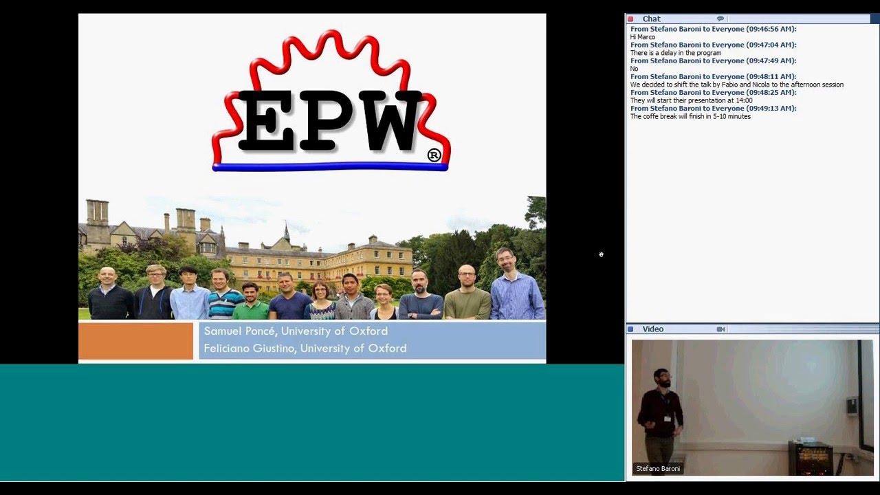 EPW Main/About