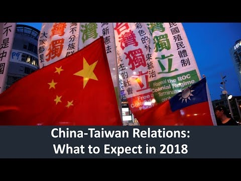 Learn English with VOA News - China-Taiwan Relations: What to Expect in 2018