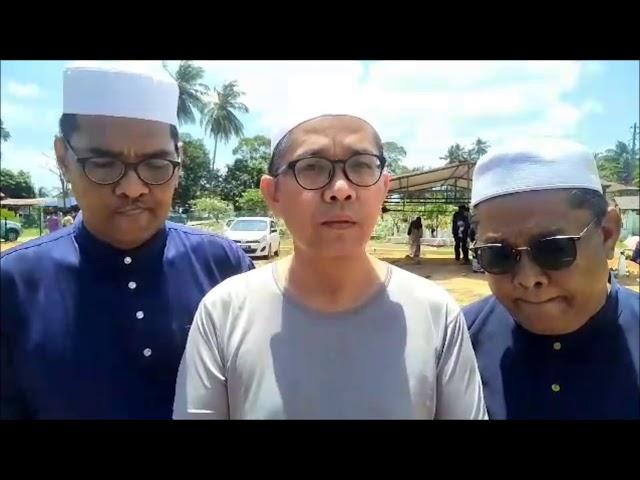 Belangsungkawa Paksu Man : Ucapan Wakil Keluarga Pak Su Man