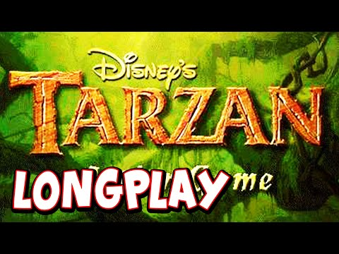 Tarzan Action Game - Full Walkthrough   Longplay