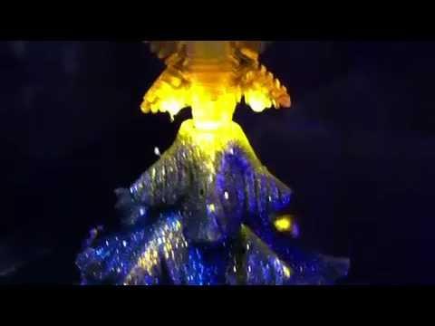 Arbol navidad luces y movimiento youtube - Luces arbol de navidad ...