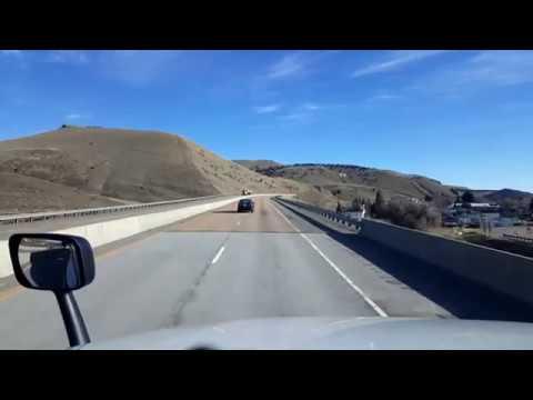 BigRigTravels LIVE! Drummond to Three Forks, Montana Interstate 90 East-Nov. 28, 2017