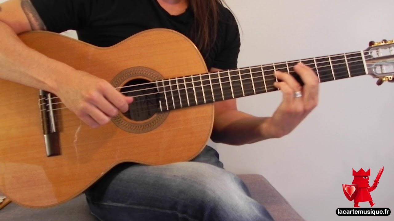 cordes hannabach 600ht pour guitare classique youtube
