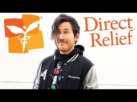 Markiplier's September Charity Livestream for DIRECT RELIEF