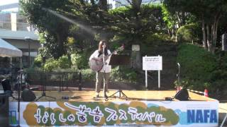 2011年10月16日 ならしの茜音フェスティバル 出演6組目 香蓮の演奏.