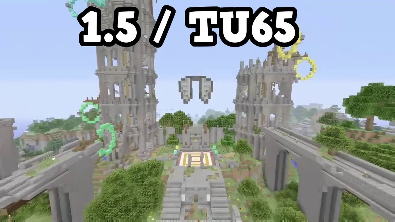 Minecraft Xbox / PS4 1 5 / TU65 QnA - New Tutorial