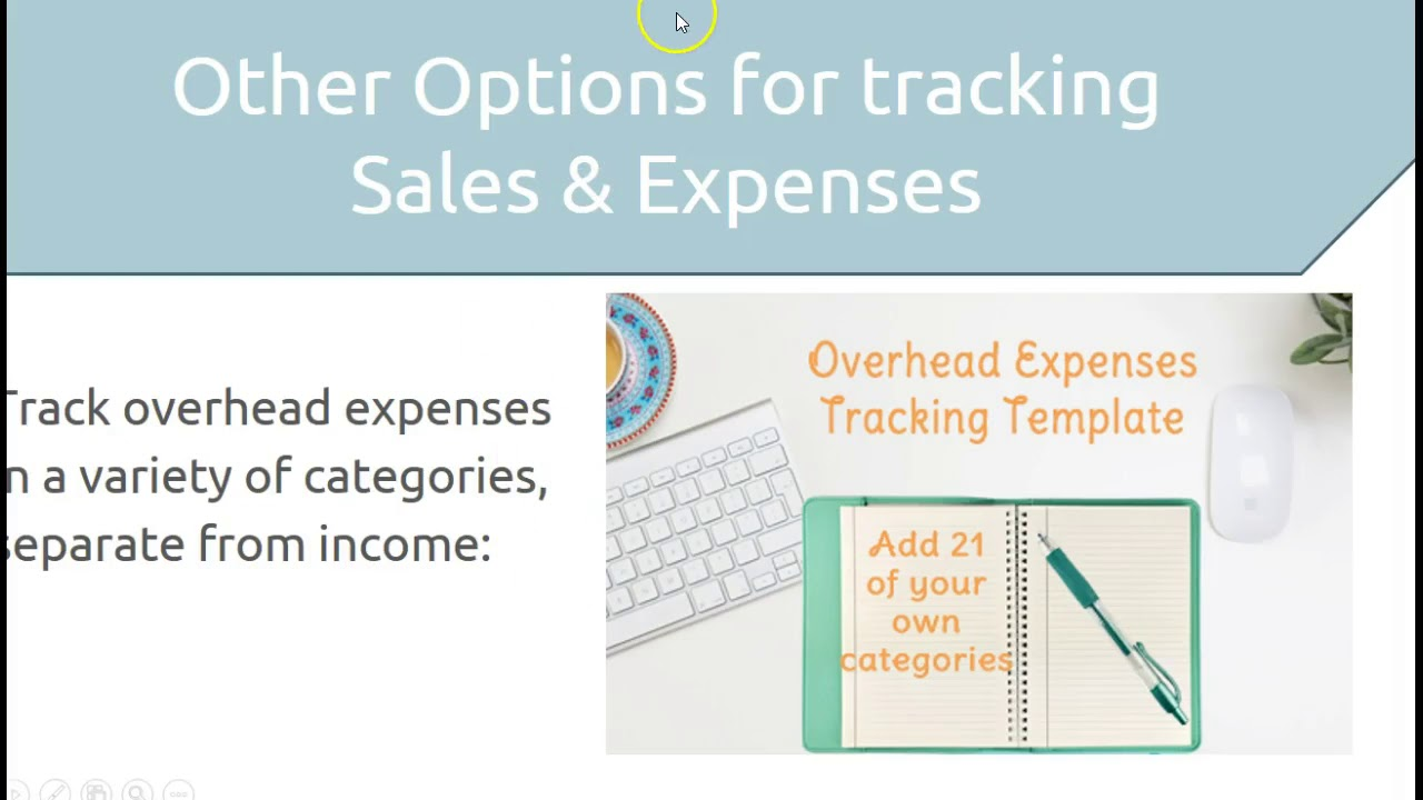 track expenses for small business