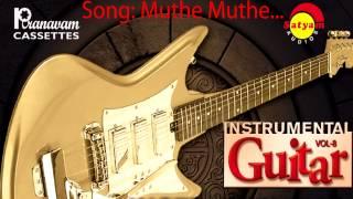 Muthe muthe - Instrumental Vol 8