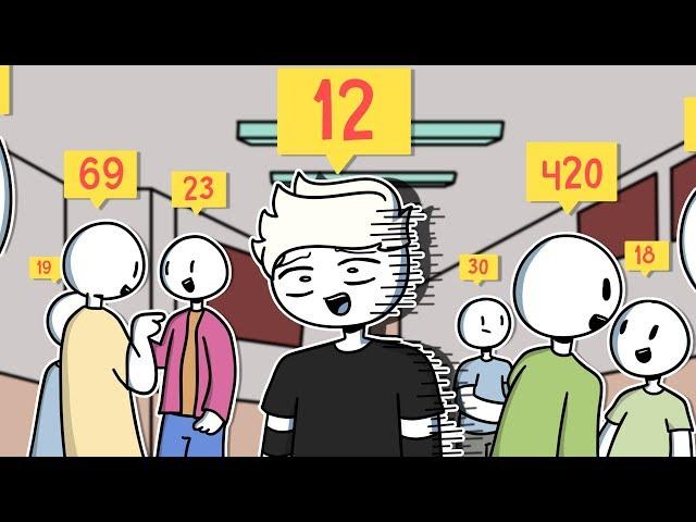 mit 22 (bald 23 :[ ) aussehen wie 12