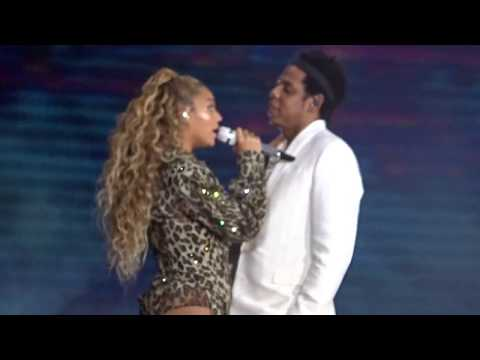 Beyoncé ft JayZ - Part 2 ( On The Run ) - live at On The Run II Tour Amsterdam 2018