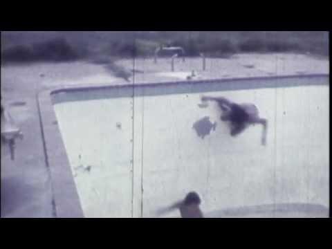 Pool Skating in Houston, late 1970's