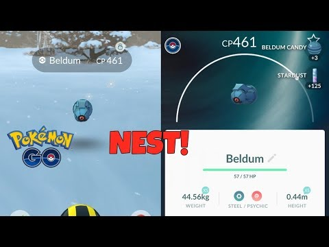 The Best Beldum Nest In Pokemon Go Easiest Way To Get Metagross