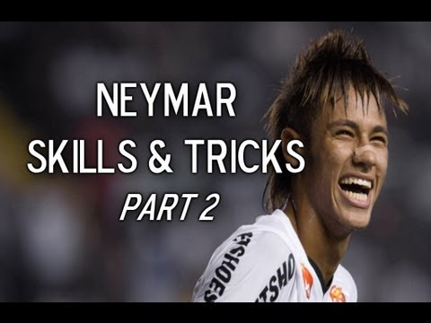 Neymar | Skills, Tricks & Goals | Part 2 | 2013 HD
