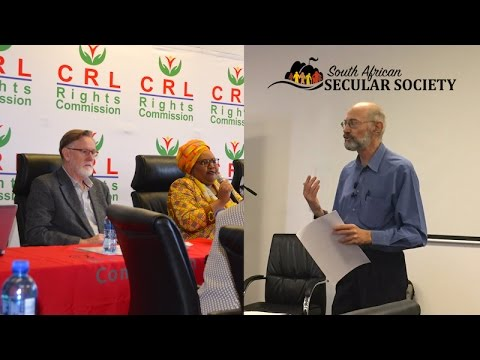 CRL Rights Commission - SASS Talk on Religious Issues