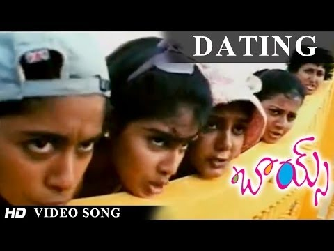 Boys Movie | Dating Video Song | Siddarth, Bharath, Genelia