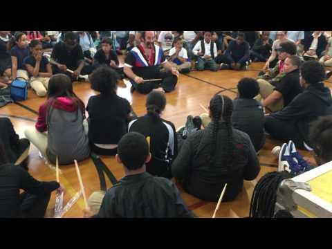 ROB THE DRUMMER - KENNELLY School Drumline