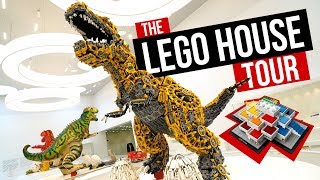 The LEGO House Early Entrance Tour [50 FPS]