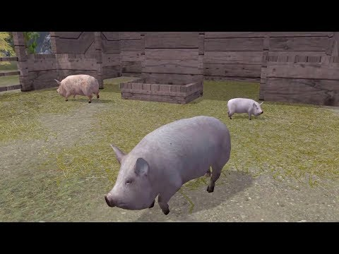 🐖Ultimate Pig Simulator + Boss Fights-Ultimate Farm Simulator-By Gluten Free games