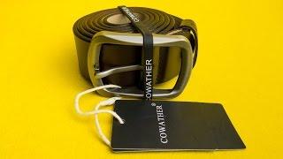 видео Как купить мужские кожаные ремни на Алиэкспресс