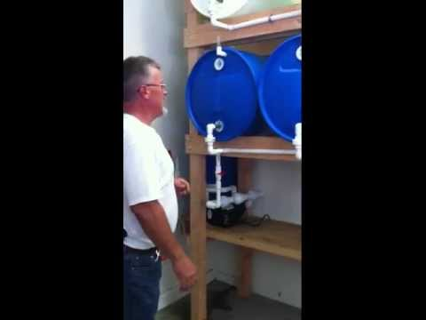 WATER HOARDER 440 - Whole house water back-up storage system